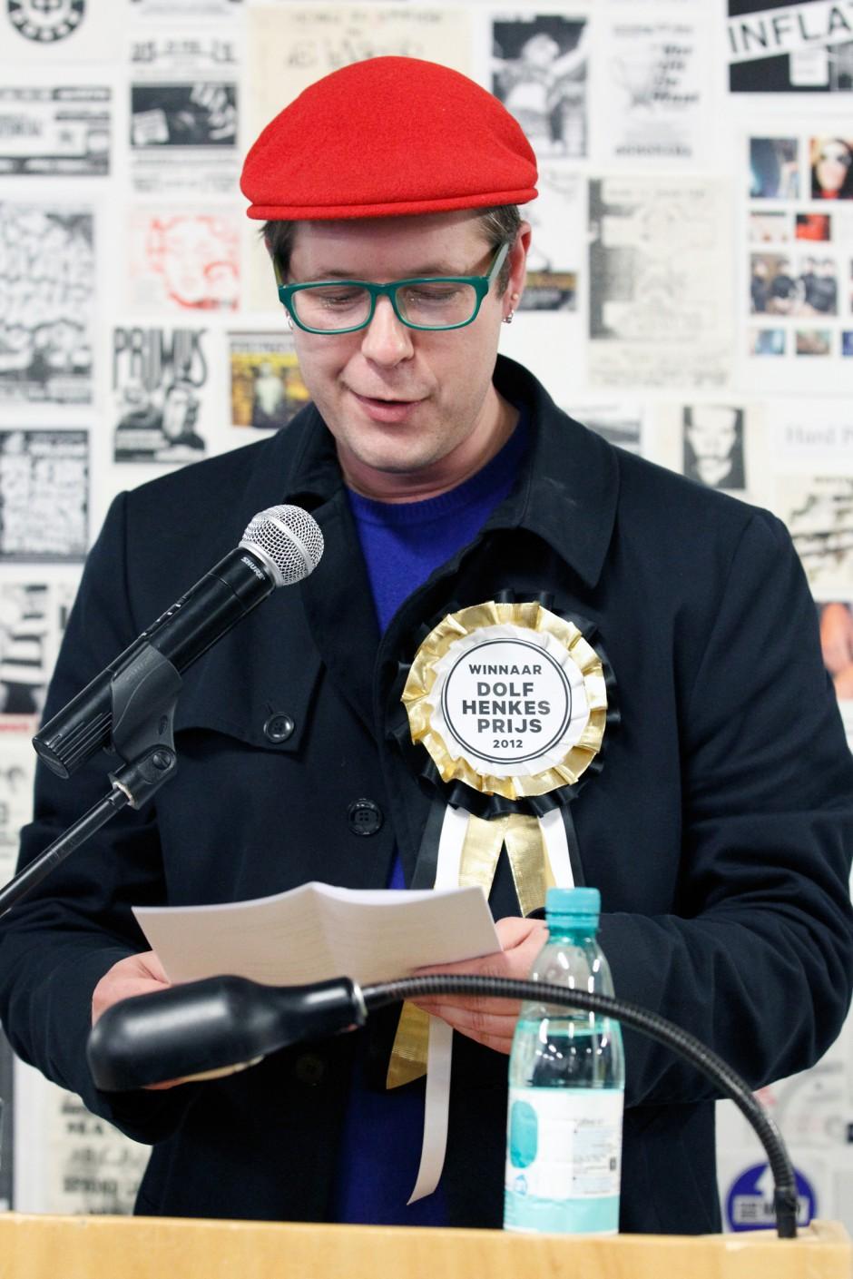 Dolf Henkesprijs 2012