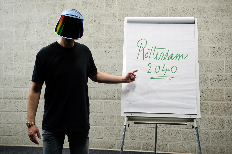 Rotterdam 2040 book