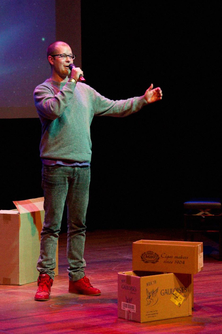 Rotterdamlezing 2011