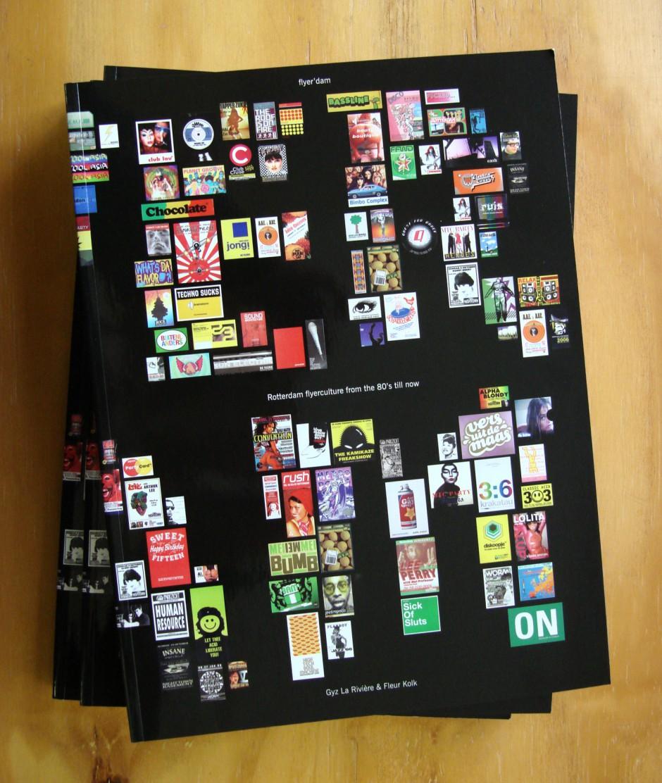 flyer'dam book