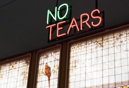 NO TEARS