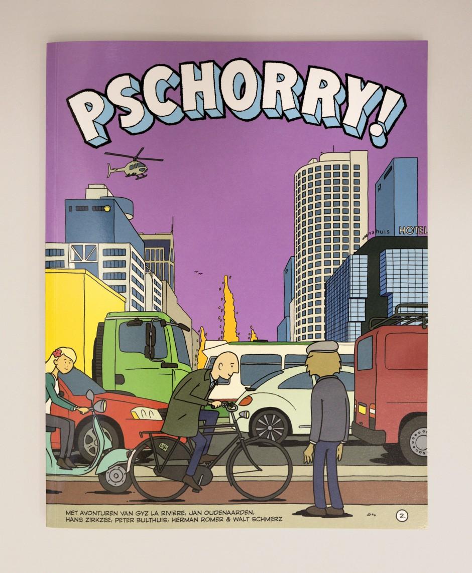 Pschorry! book